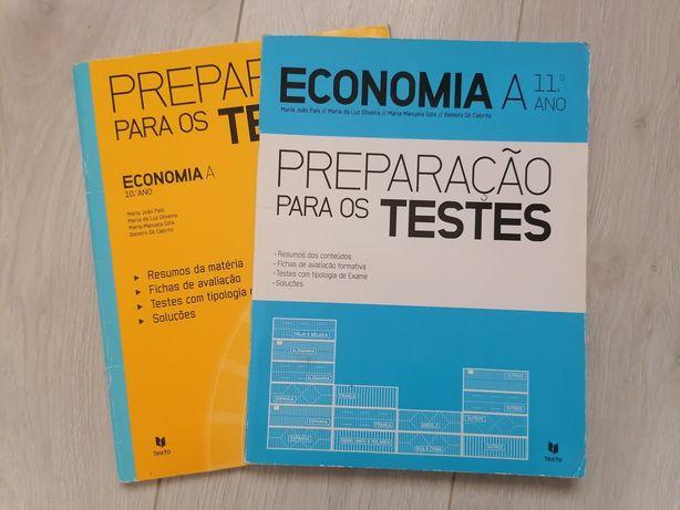 Cadernos de Atividades Economia A 10° e 11° anos