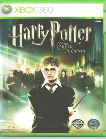 GRA NA XBOX 360 Harry Potter and the Order of the Phoenix