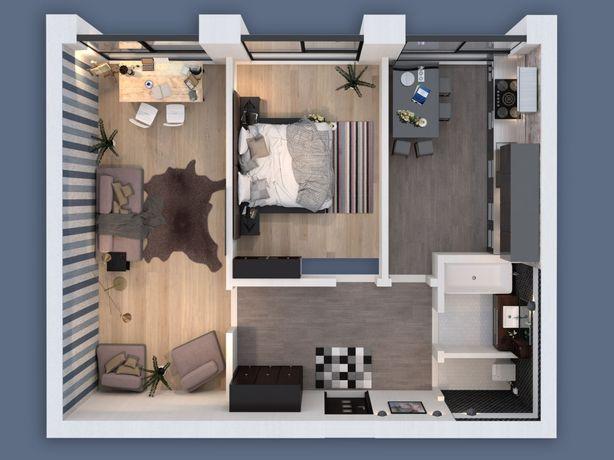 69м2 Продам двухкомнатную квартиру ж/м Левобережный 3 жк Олимпийский
