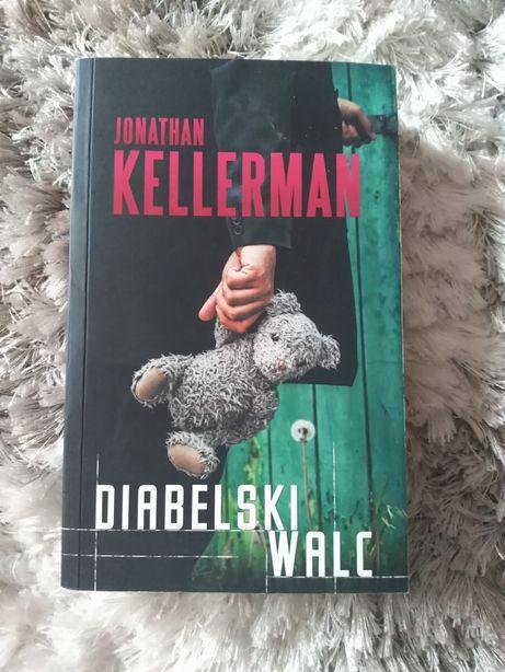 "Książka ""Diabelski Walc"" Jonathan Kellerman"