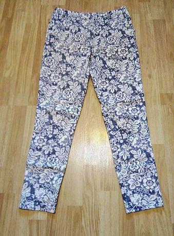 Брюки-джинсы летние.
