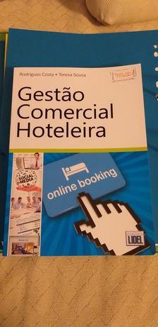 Livro Gestão Comercial Hoteleira