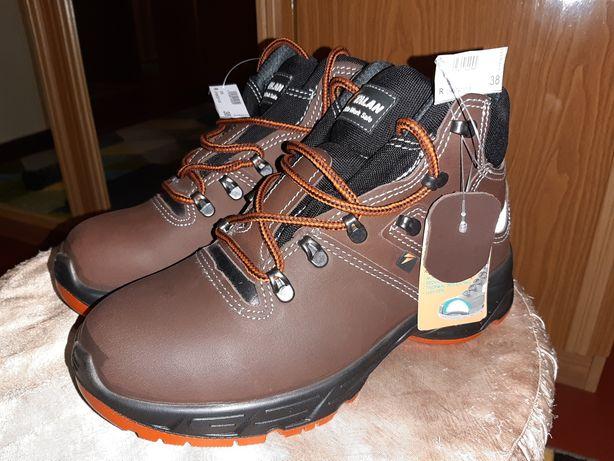 Ботинки кроссовки Talan, спец обувь, новые