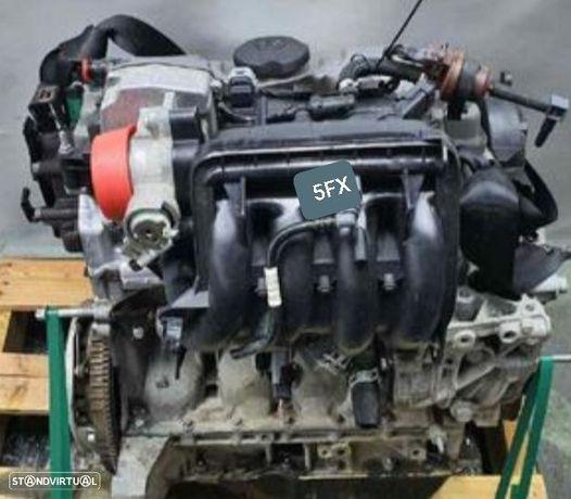 Motor Peugeot 207 308 3008 5008 1.6Thp 150Cv Ref.5FX
