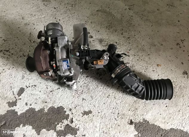 Turbo Renault Megane / Nissan Juke / Dacia Duster 1.5 Dci Ref. 54389700006