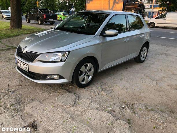 Škoda Fabia 1.2 TSI 90 KM, Salon PL, 1 Właściciel, serwisowany ASO,