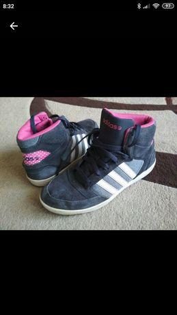 Высокие кроссовки, хайтопы Adidas