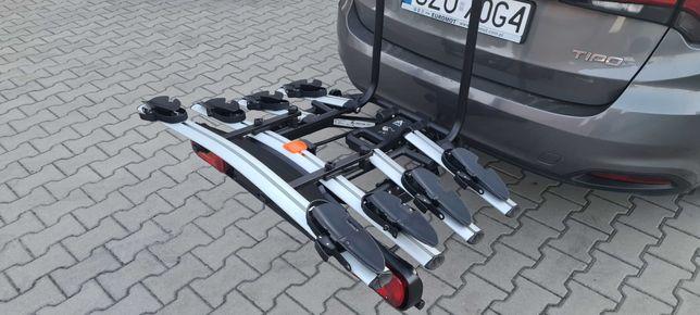 bagażnik rowerowy na hak AGURI ACTIVE BIKE 3 + 1 PLATFORMA NA HAK