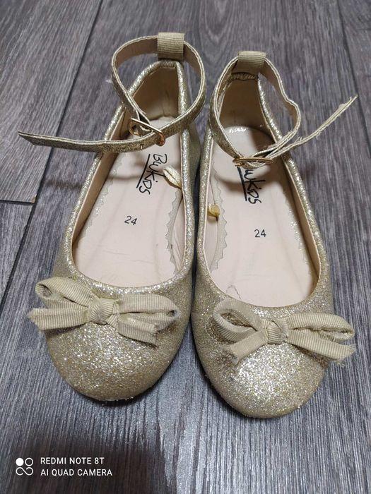 Продам туфельки на девочку. Купянск - изображение 1