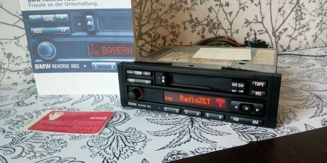 Oryginalne radio BMW REVERSE RDS E30 E31 E32 E34 E36 Z3