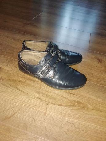 Продам шкіряні туфлі на хлопчика.