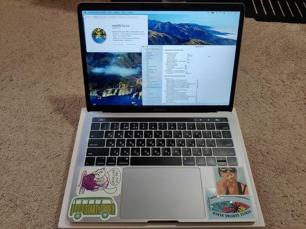 MacBook Pro 13 2019 (MUHN2) A2159 (Как новый, комплект, чек)