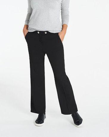 proste Nowe eleganckie spodnie 44