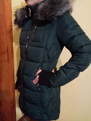 Куртка зимняя, зимова, синтепон, тепла