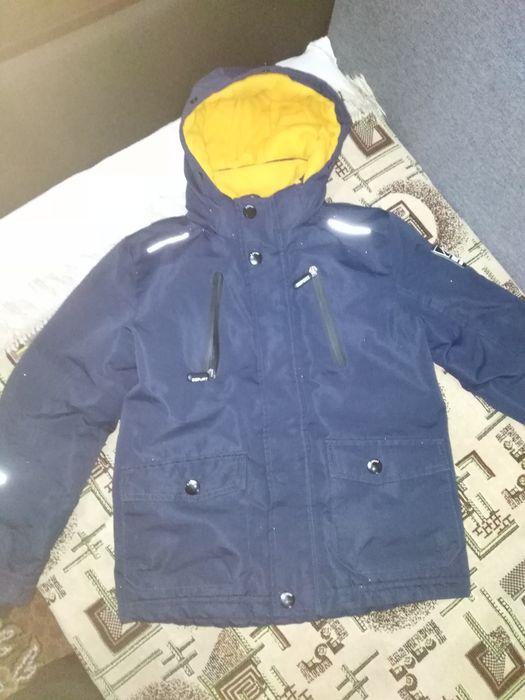 Куртка зимняя на мальчика Сумы - изображение 1