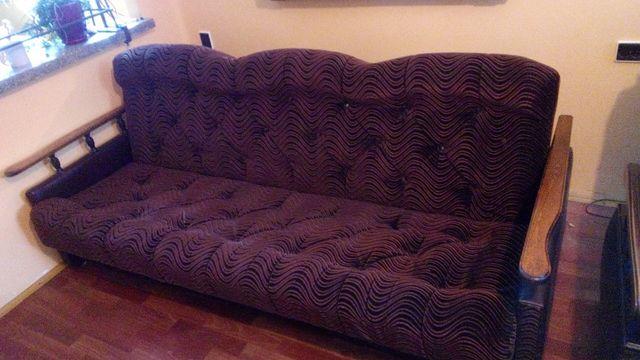 Kanapa sofa rozkładana wersalka ze skrzynią