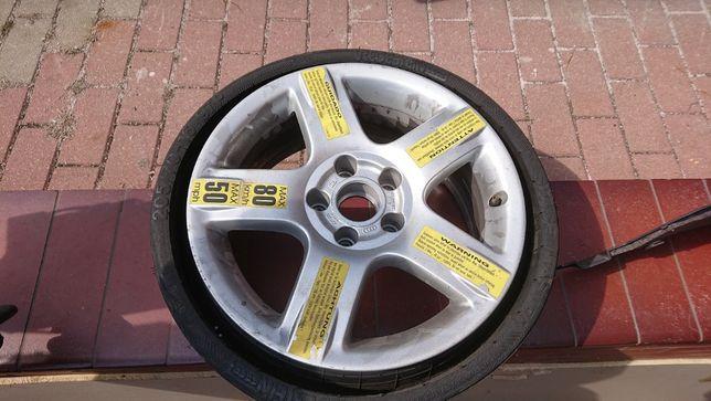 Audi allroad c5 zapas koło zapasowe
