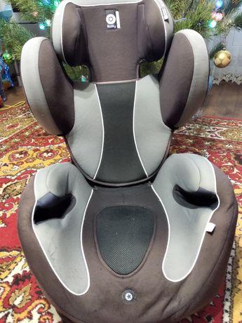 Самое безопасное кресло 9-18 кг Kiddy Phoenixfix Pro2