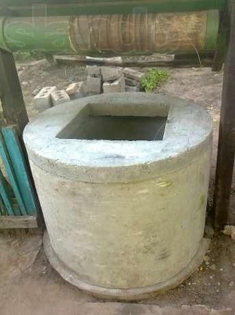 Кольцо бетонное Сливная яма Колодец