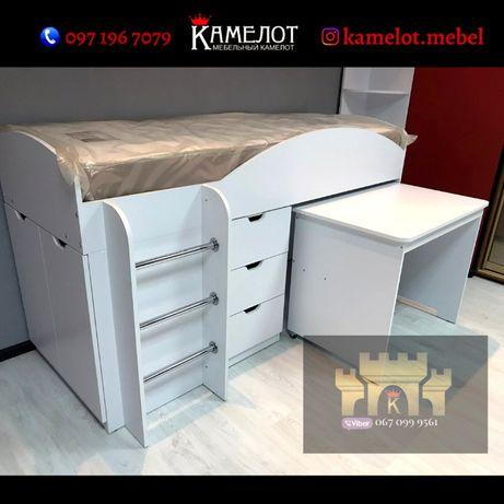 АКЦИЯ! Кровать горка 4200 грн