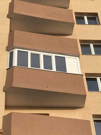 Балкон под ключ, Остекление, Утепление, Обшивка, Сварка, Вынос