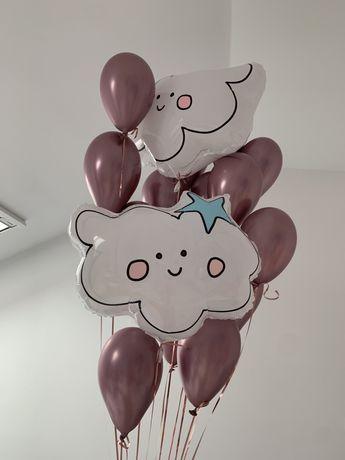 Balony z helem na prezent Warszawa Białołęka URODZINY przyjęcie