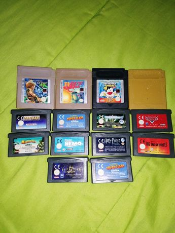 Vários Jogos Nintendo / Gameboy / Advance / Game Boy