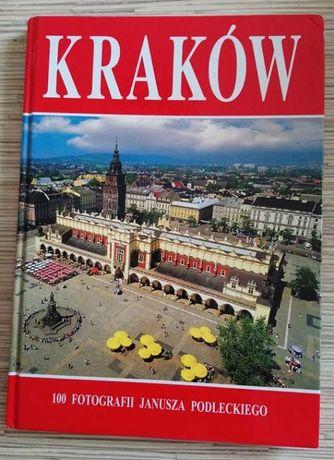 Kraków 100 fotografii Janusza Podleckiego
