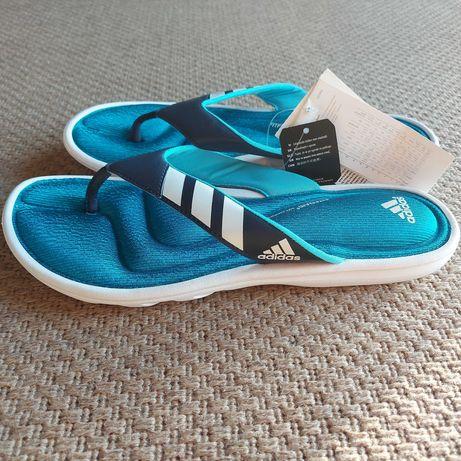 Klapki adidas 40,5 do 4.12 przy platnosci online wysylka 1 zl