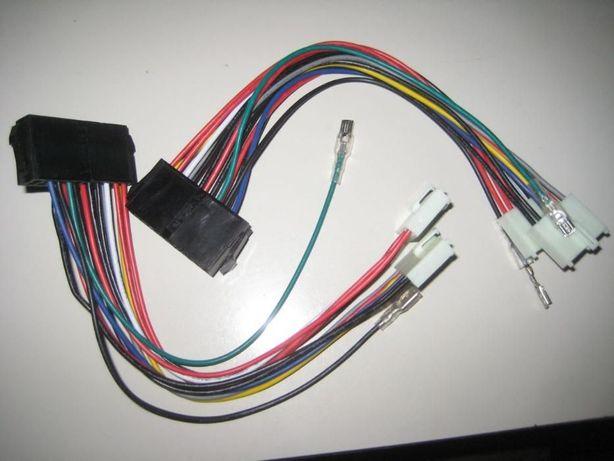 Cabo adaptador de fontes de alimentação ATX para motherboards AT