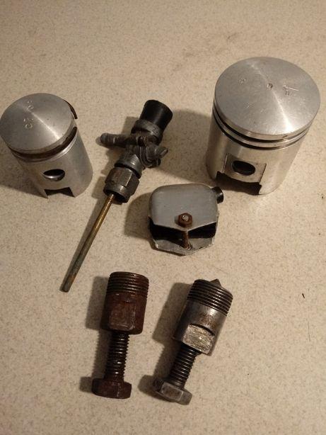 Części do motorów, , ściągaczki, przełącznik świateł
