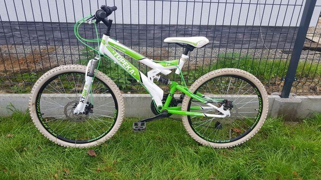 Piękny dziecięcy rower Topeka 24 cale