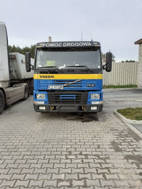 Volvo Samochód Specjalny FM 12 Pomoc Drogowa