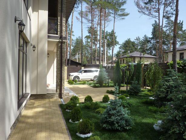 Современный загородный Дом в Буче Лесной