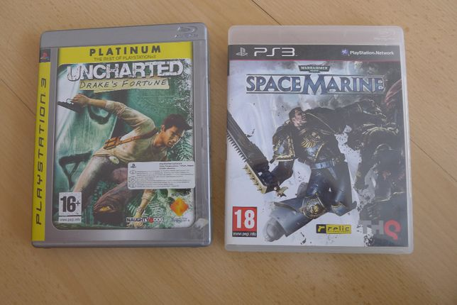 PS3 Warhammer 40.000 Space Marine PL