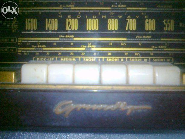 Rádio - Telefonia Grundig. ( Relíquia ).