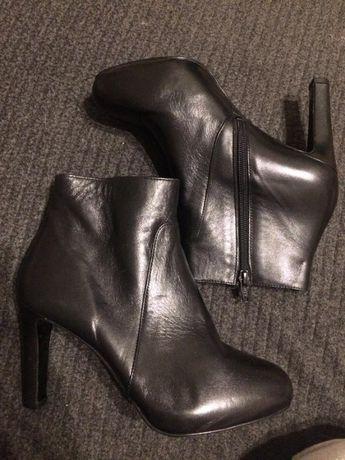 Hogl кожаные ботинки ботильоны