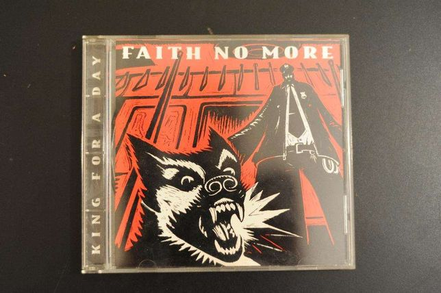 "Faith No More ""King for a day"" CD"