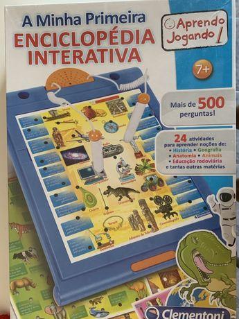 A minha primeira enciclopedia interativa