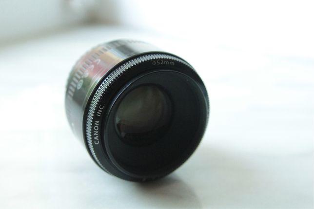Canon обьектив 50mm 1.8