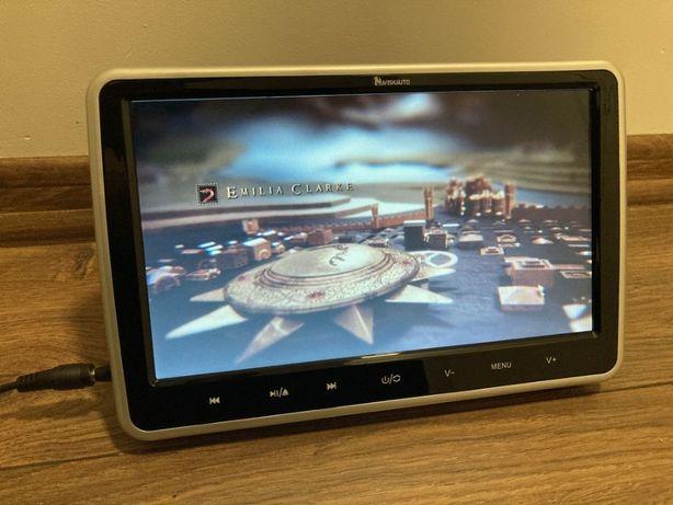 """Przenośny DVD Player NAVISKAUTO 10,1"""" USB SD 1080P Video AV-IN/OUT"""