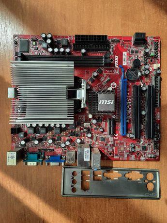 Материнская плата MSI K9N6PGM2-V2
