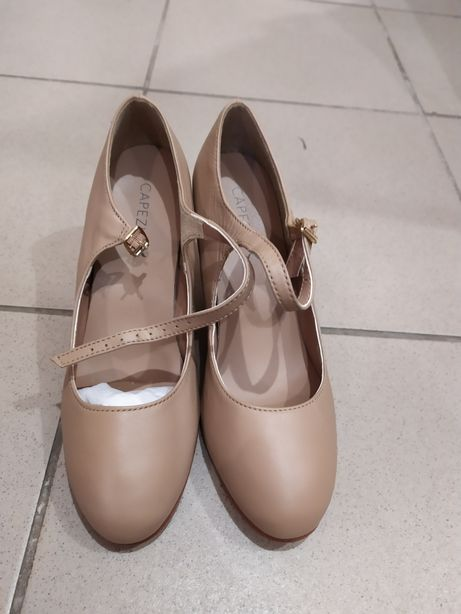 Туфли танцевальные Capezio