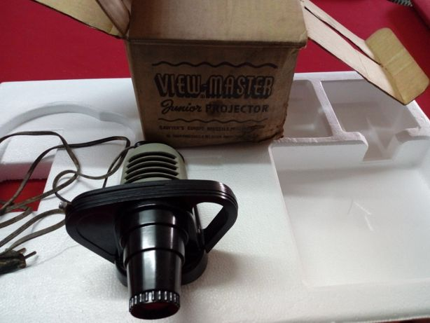 projetor antigo View-Master