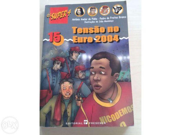 Livro Tensão no Euro 2004