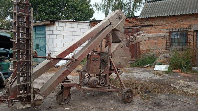 Зернопогрузчик Зпс 100
