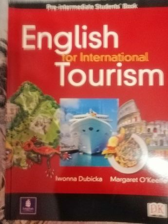 Sprzedam książkę English for International Tourism