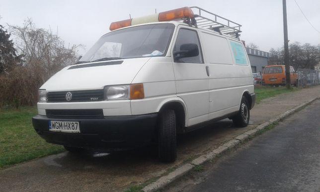 Transporter t4 4x4