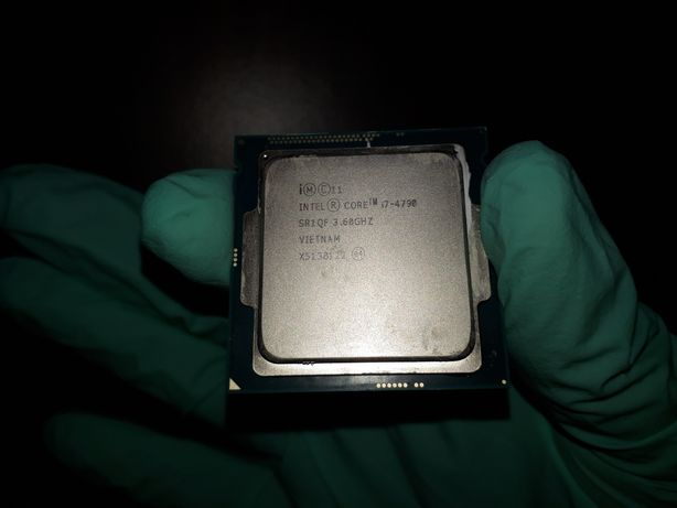 Procesor Intel Core I7 4790 3.6GHZ+Radiator