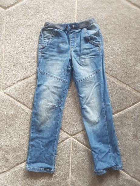Spodnie jeans, 122-128cm, 7-8lat